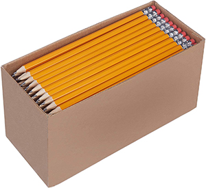 Wood-Cased Pencils